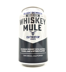 Cutwater Spirits Whiskey Mule 12oz (can)