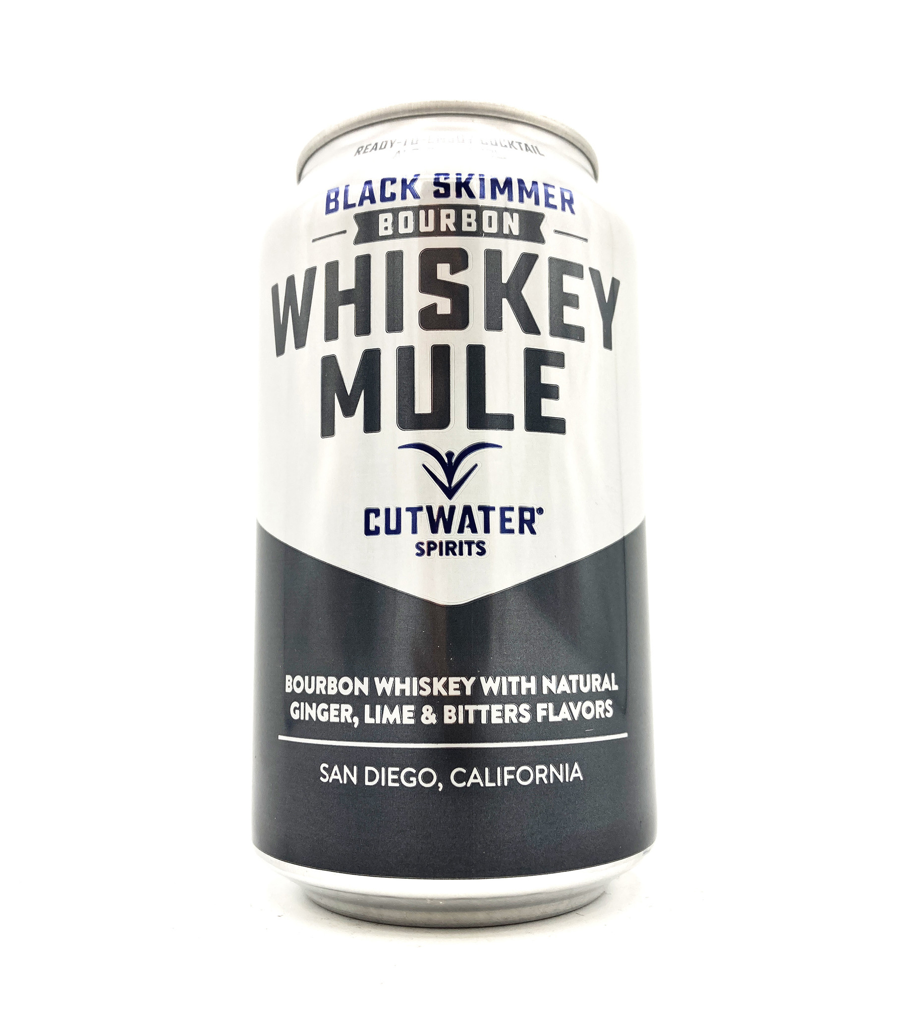 Whiskey Mule 12oz (can) Cutwater Spirits