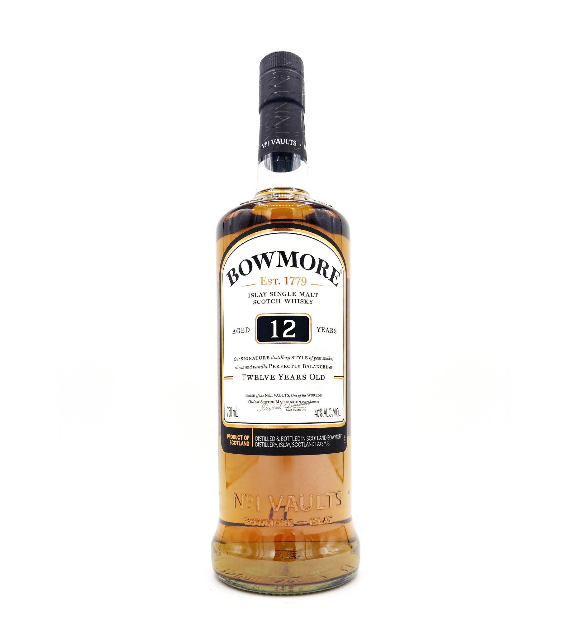 Islay Single Malt 12yr. Bowmore