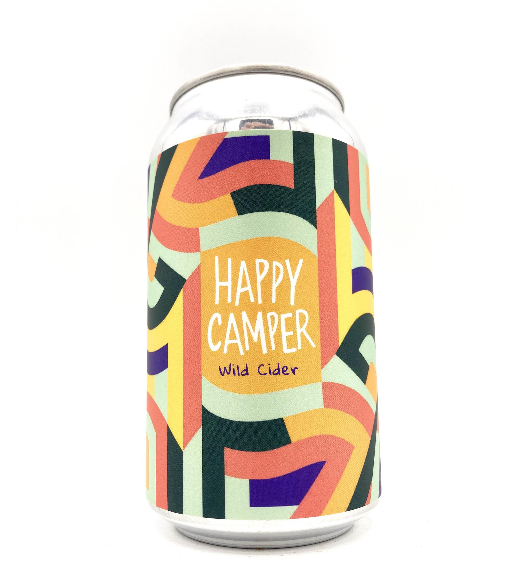 Happy Camper Cider 12oz  NV Old Westminster