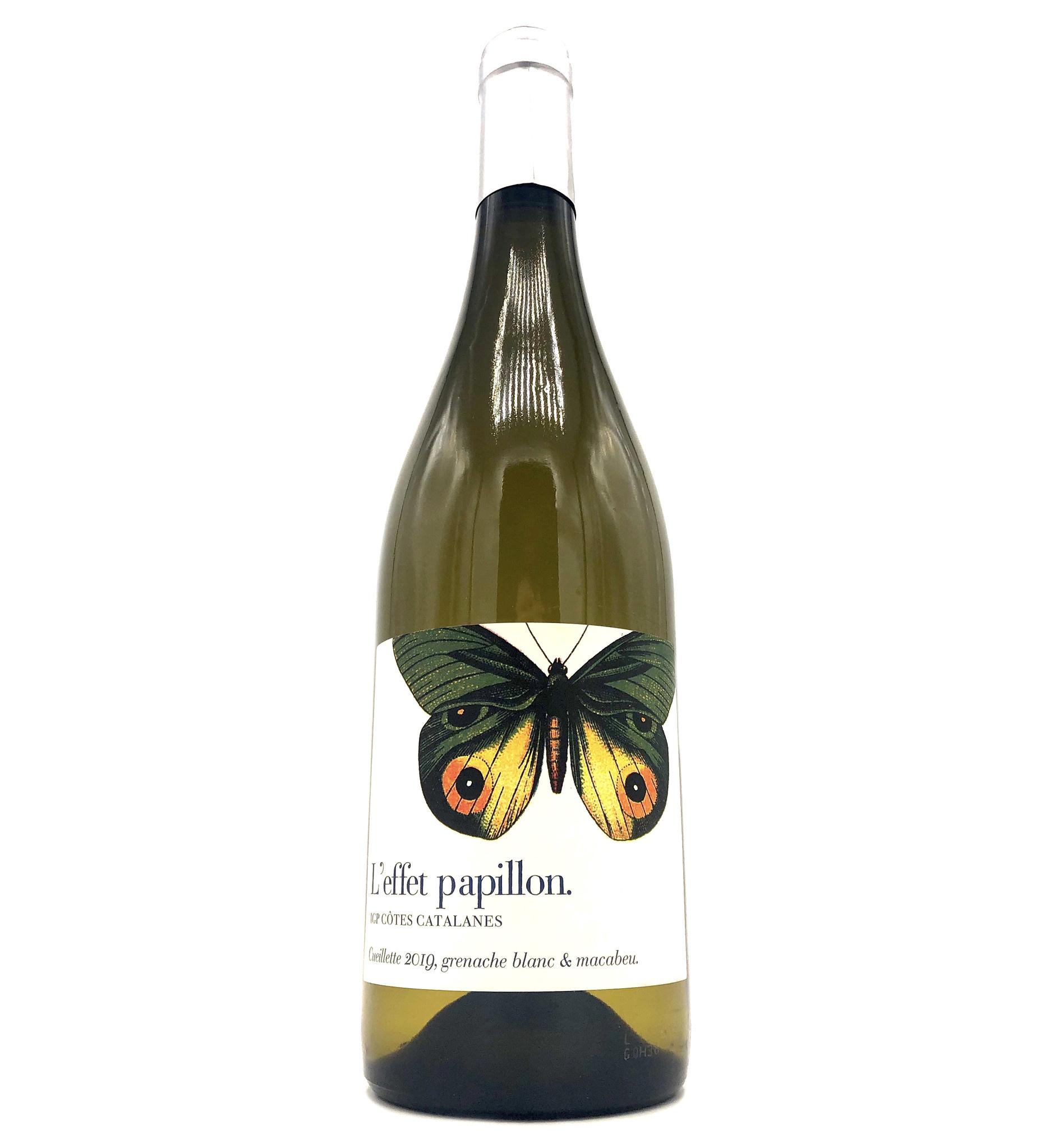 L'Effet Papillon Blanc 2020 Roc des Anges