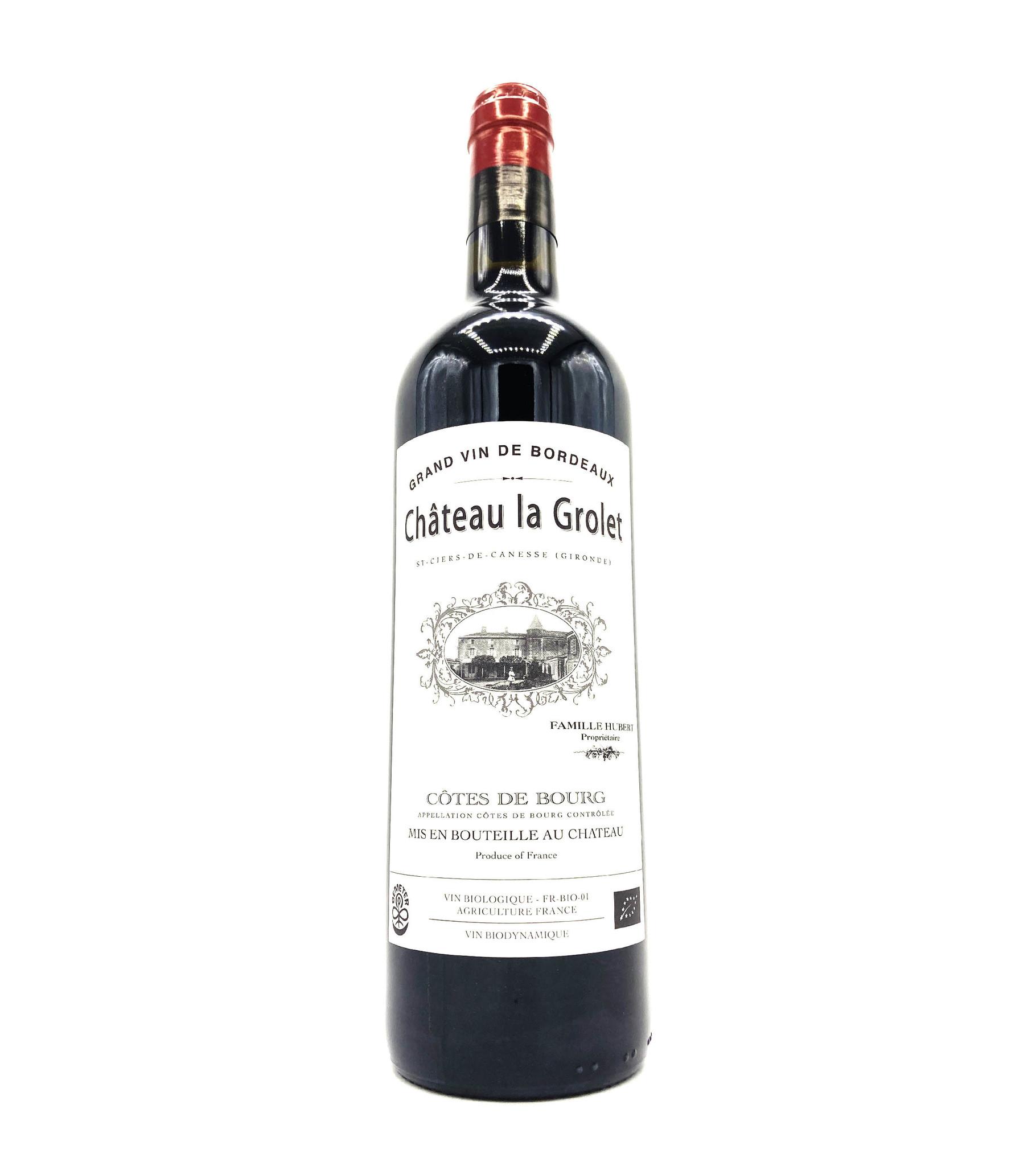 Côtes du Bourg 2019 Château la Grolet