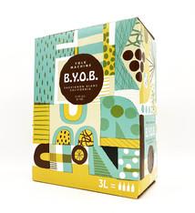 BYOB Sauvignon Blanc 2020 3L Folk Machine