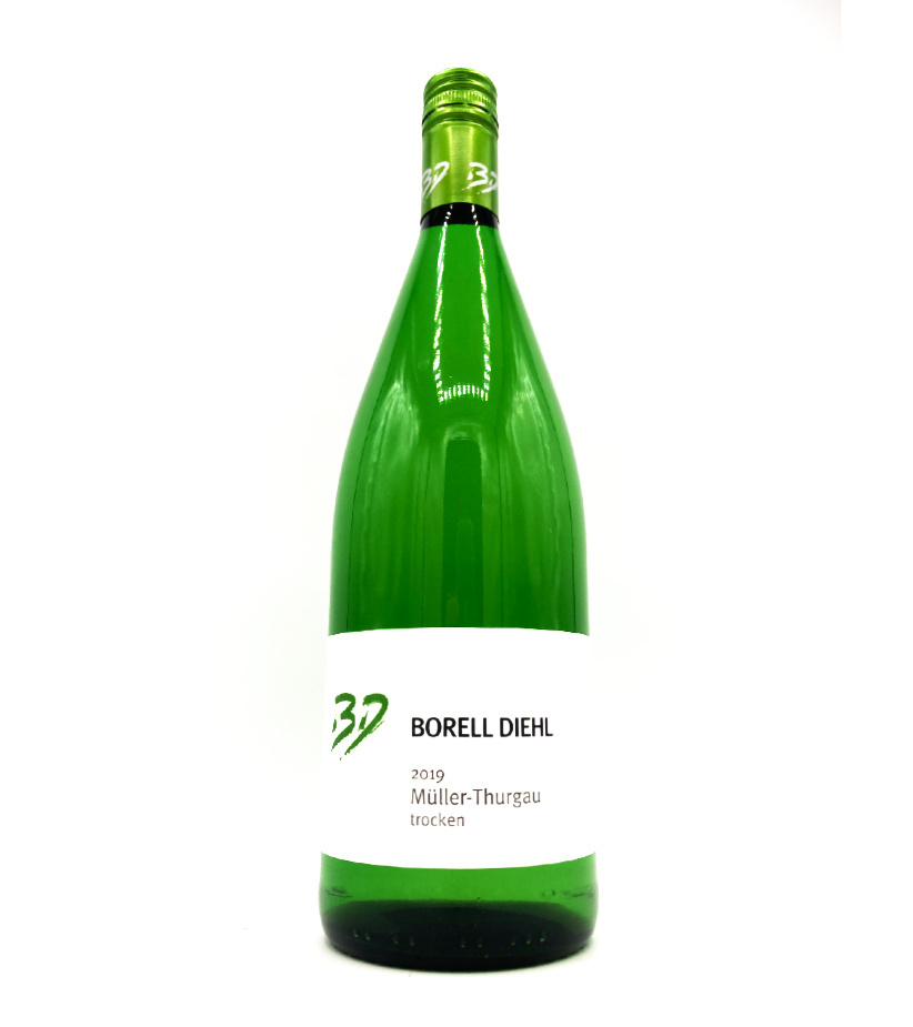 Müller-Thurgau Trocken 1L 2020 Borell Diehl