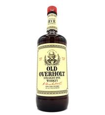 Old Overholt Straight Rye 1L