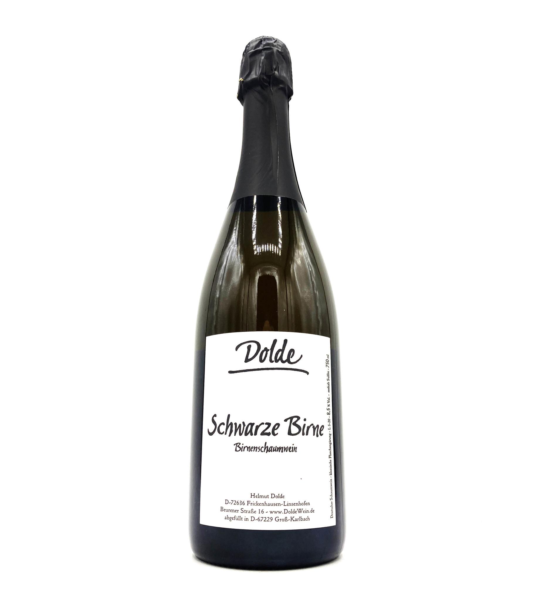 Pear Cider Schwartze Birne 750ml Helmut Dolde