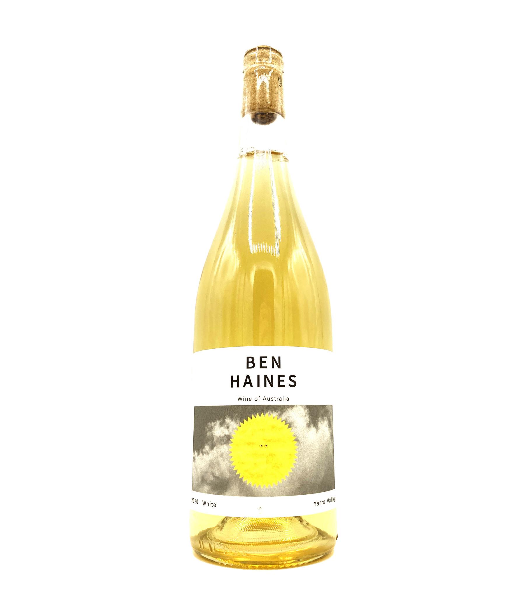 White Blend 2020 Ben Haines