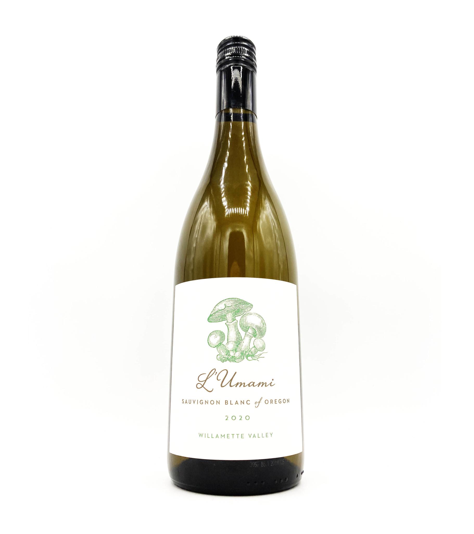 Sauvignon Blanc 2020 L'Umami