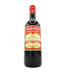 Vermut Rojo 750ml Martinez Lacuesta
