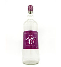 Rhum Agricole Blanc de Marie-Galante 40 Pere Labat