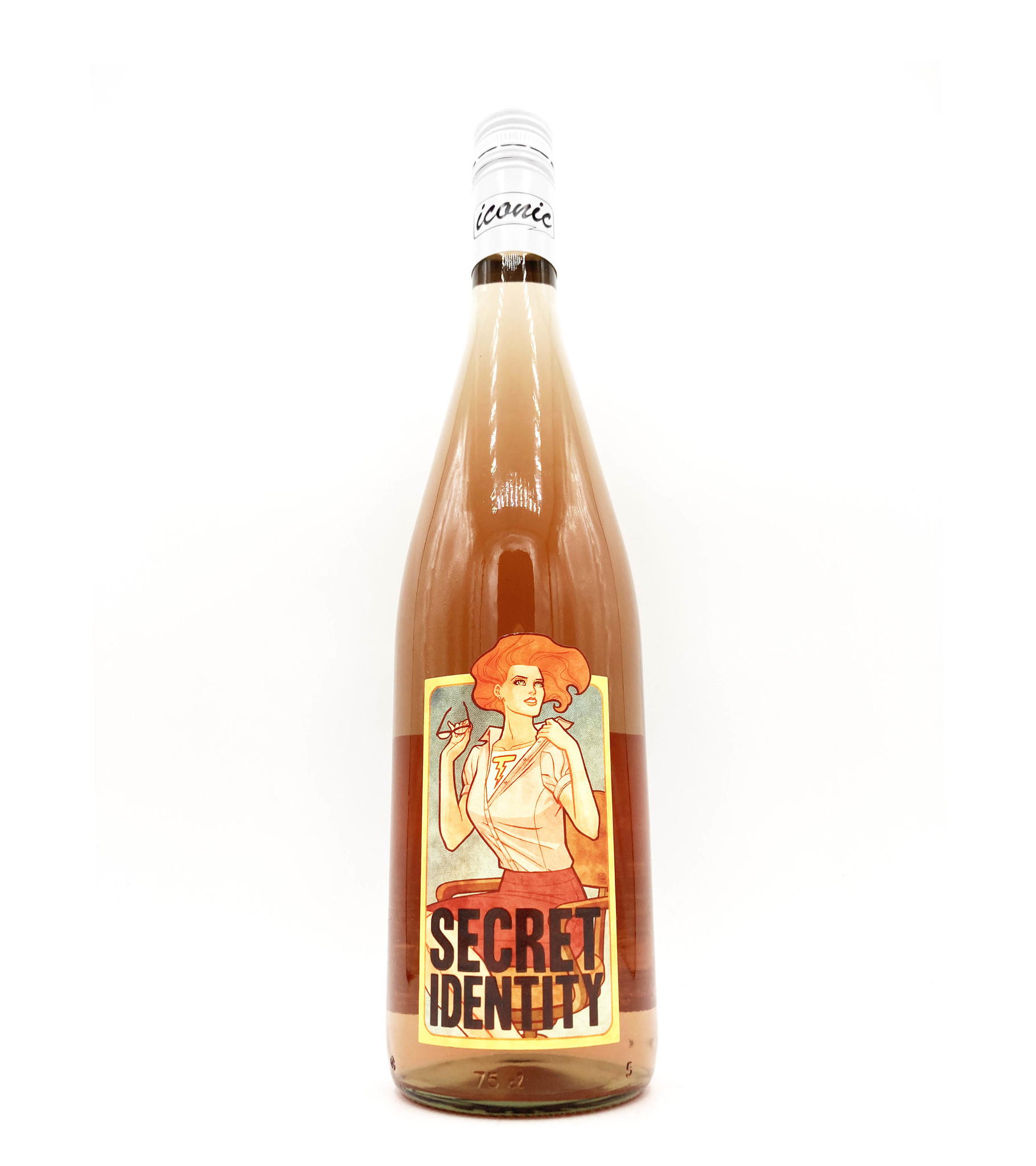 Secret Identity Dry Rose 2020 Iconic Wines
