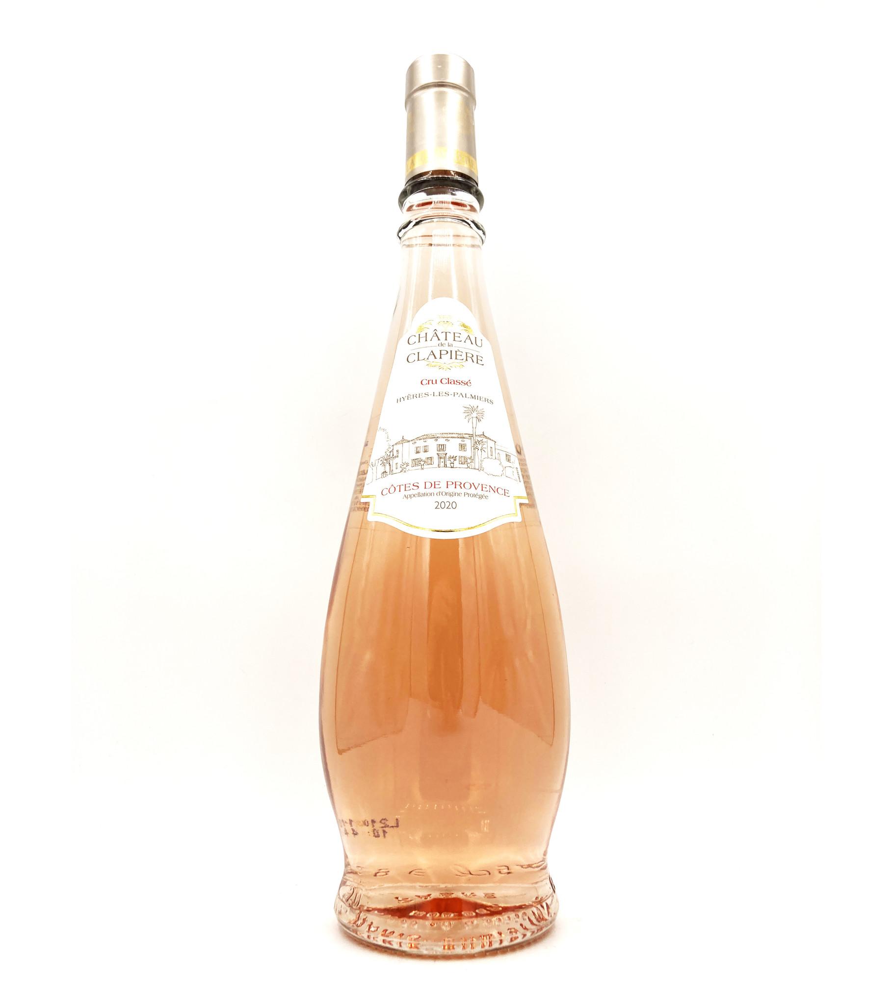Côtes de Provence Cru Classé Rosé 2020 La Clapière