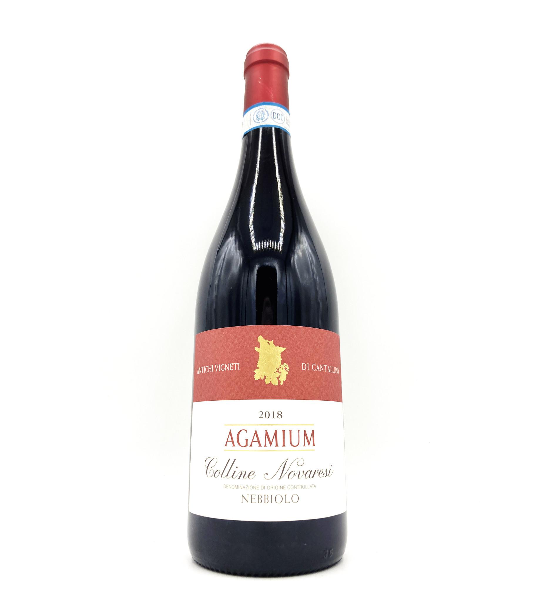Nebbiolo Agamium 2018 Cantalupo