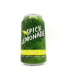 Spicy Lemonade 355ml can Dry Fly Distilling