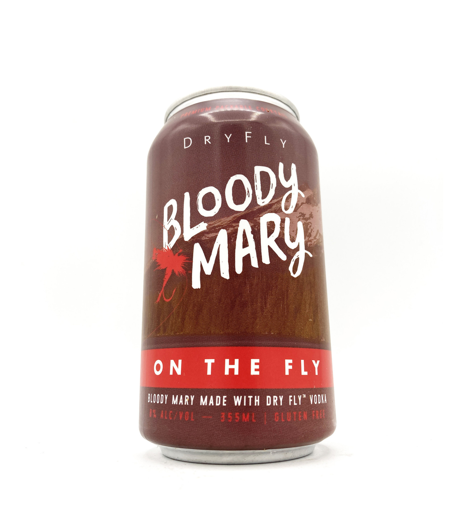 Bloody Mary 355ml can Dry Fly Distilling