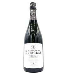 Champagne Extra Brut Tethys 2017 Guiborat