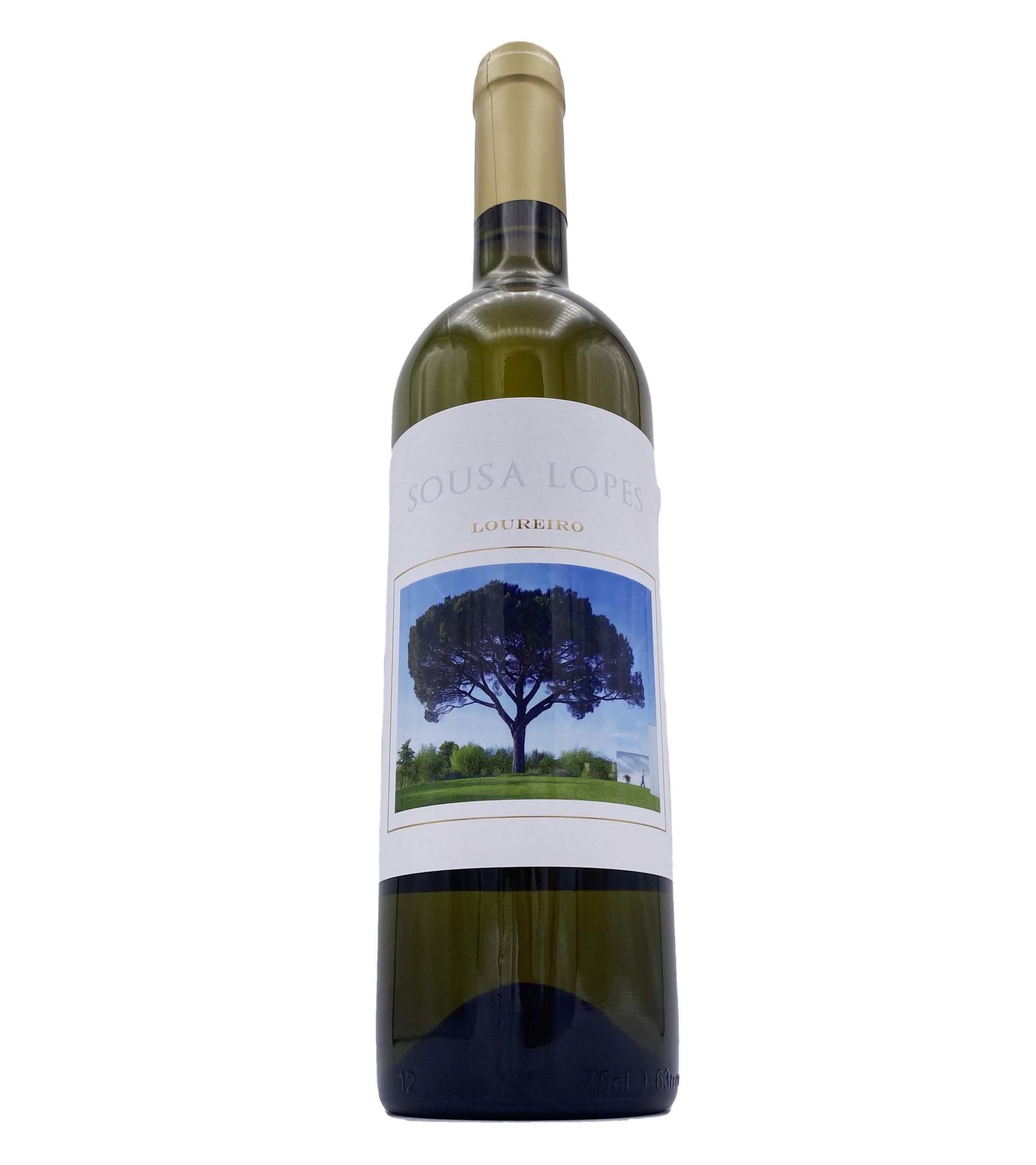 Vinho Verde Loureiro 2019 Sousa Lopes