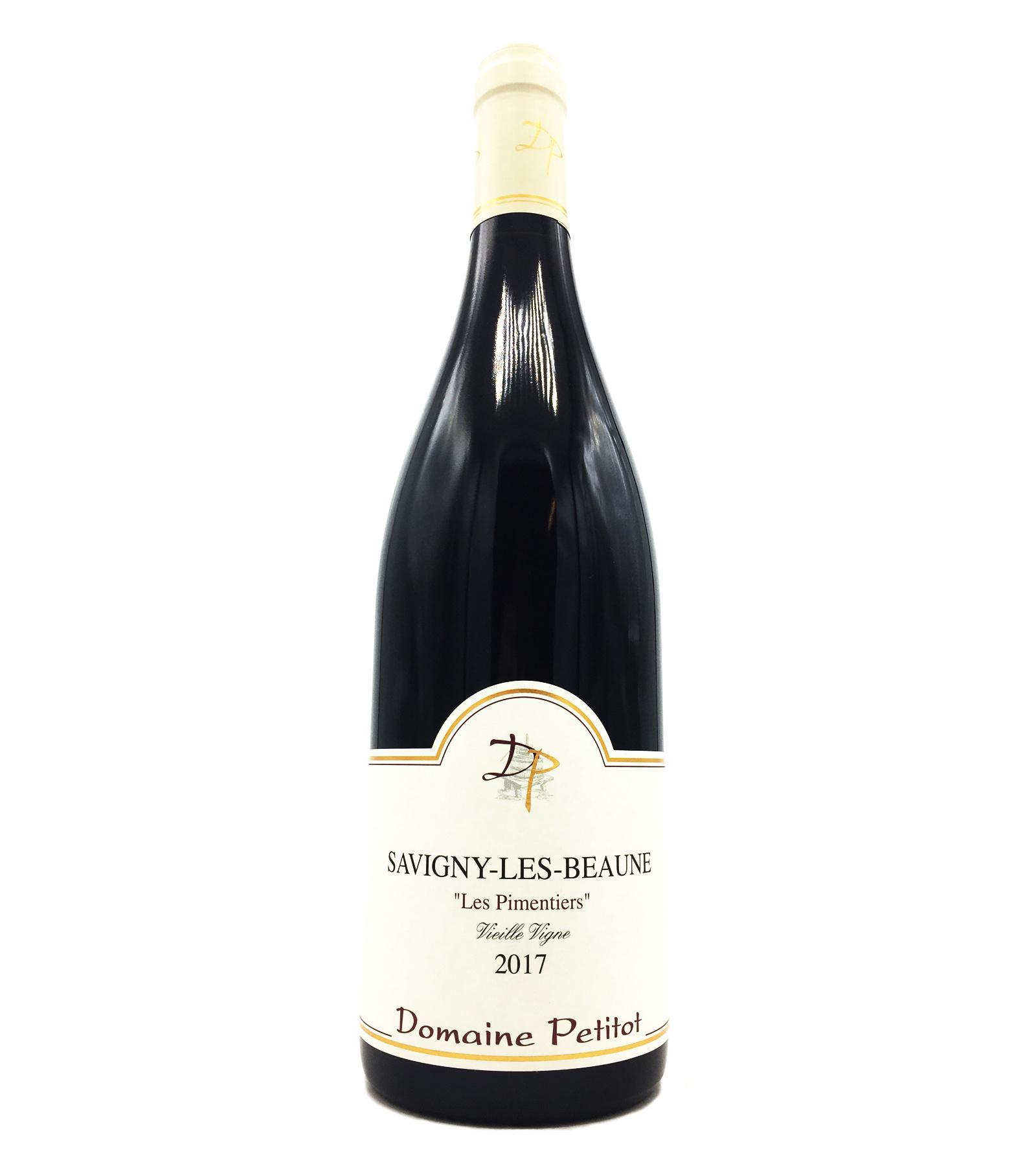 Savigny-les-Beaune Les Pimentiers 2018 Petitot