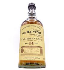 The Balvenie 14 Year Caribbean Cask Scotch