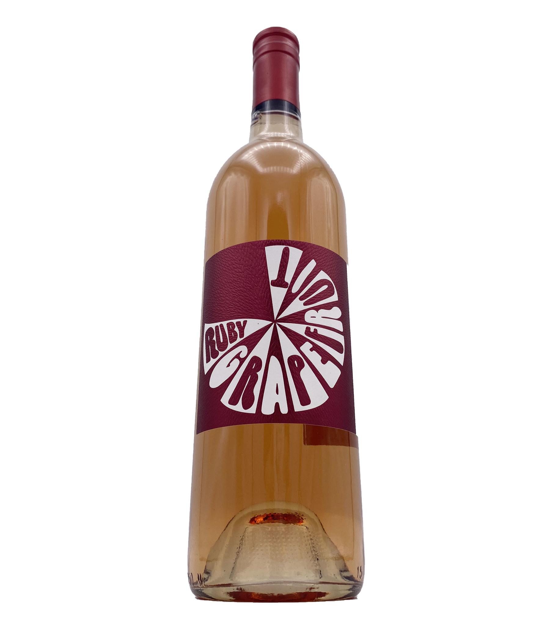 Ruby Grapefruit  Vermouth NV Mommenpop
