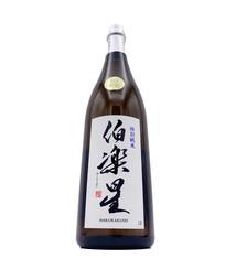 Saké Hakurakusei Tokubetsu Junmai NV Niizawa Brewery