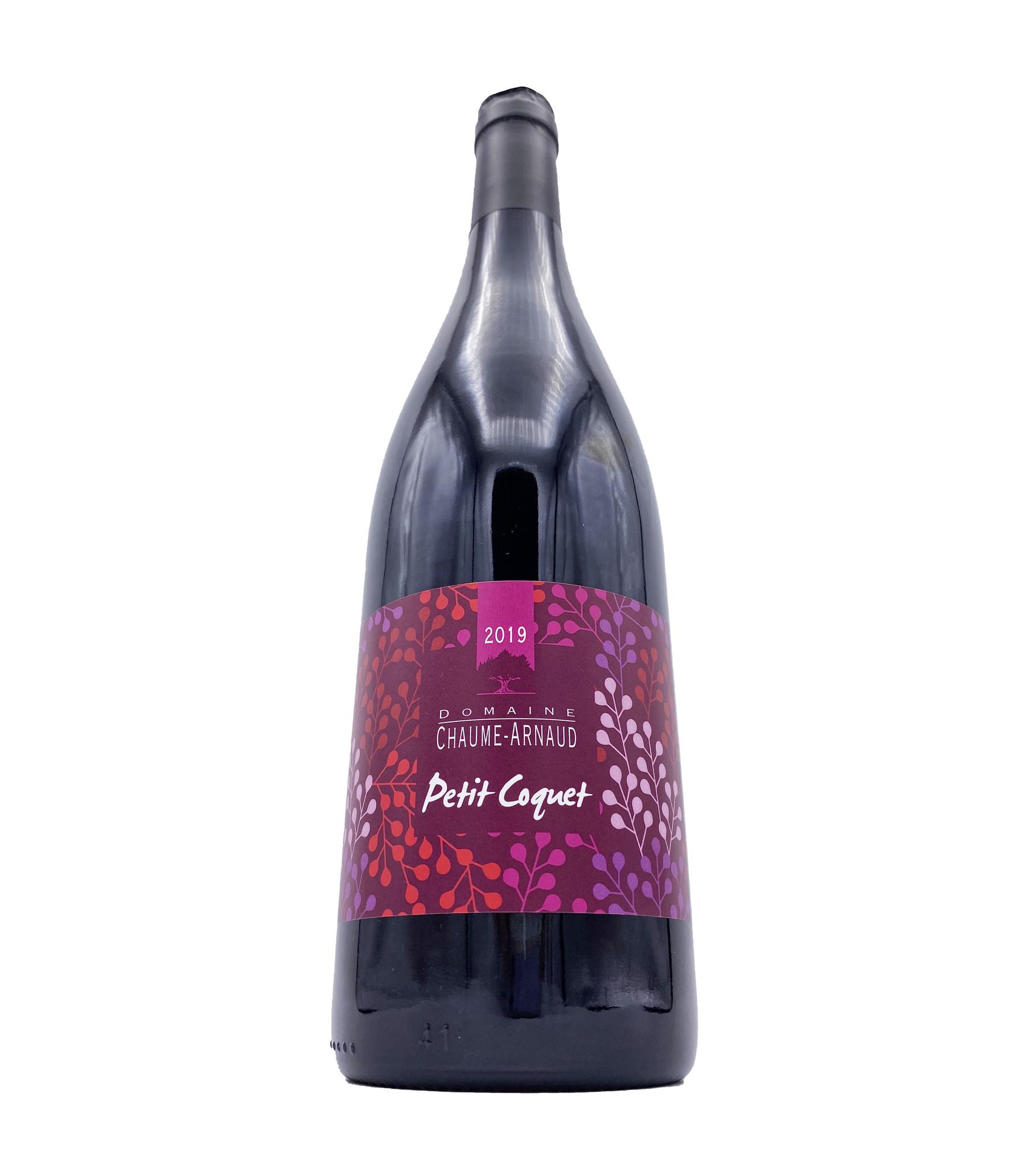 Côtes du Rhône Petit Coquet 2019 Chaume-Arnaud