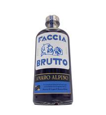 Amaro Alpino 750ml Faccia Brutto