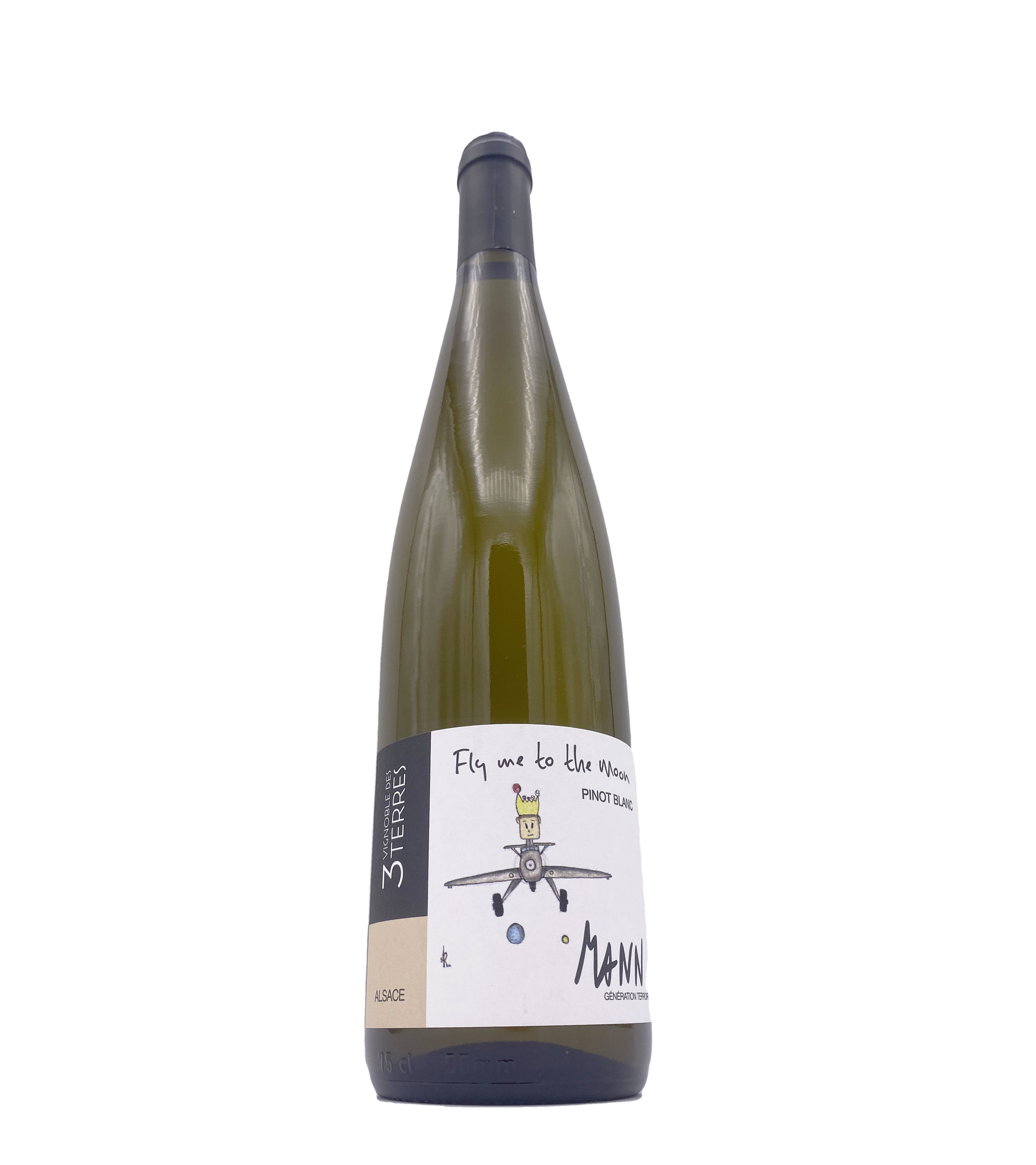 Pinot Blanc Fly Me To The Moon 2018 Mann