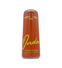 Sparkling Tequila Lime 12oz can Onda
