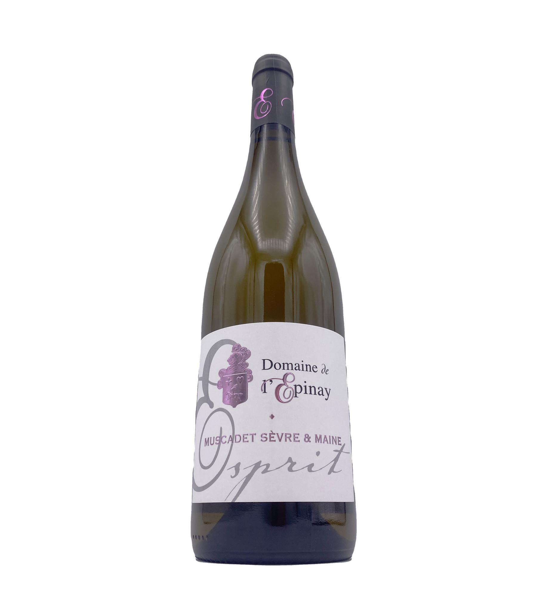 Muscadet Sèvre-et-Maine Esprit 2019 Clos de L'Epinay