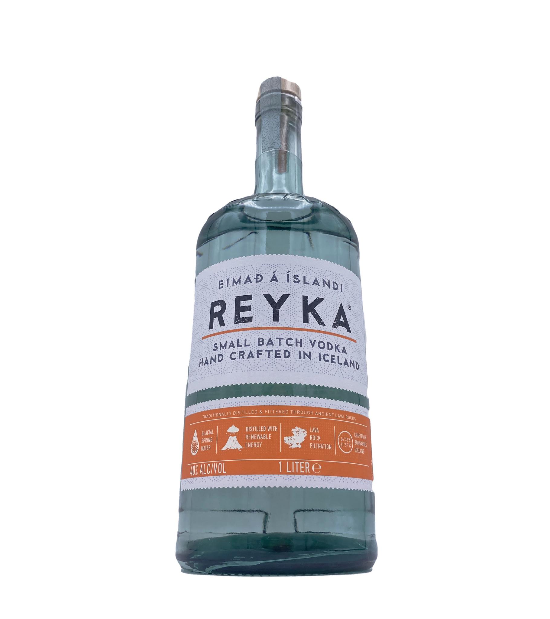 Vodka 1L Reyka