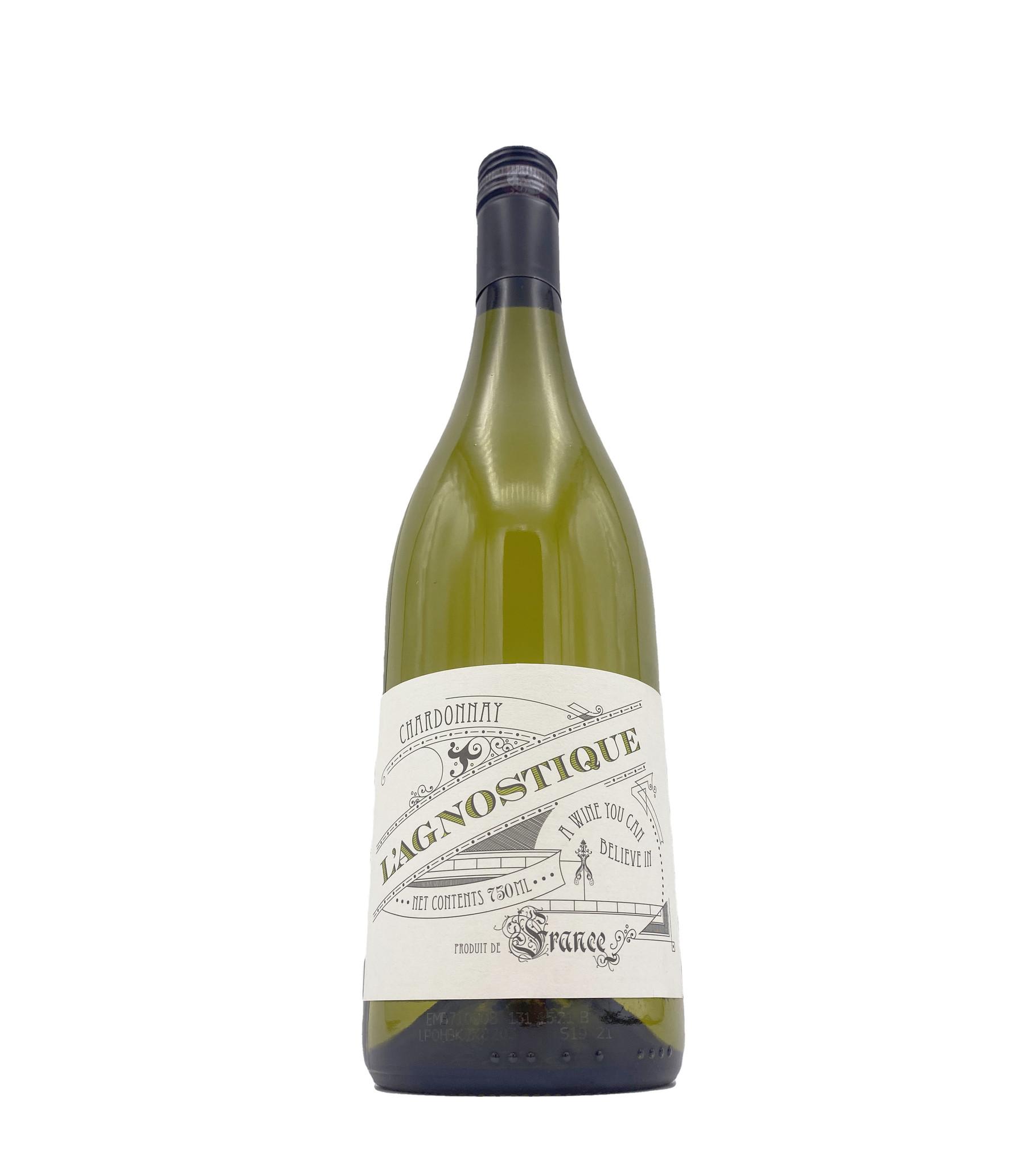 Chardonnay 2020 L'Agnostique