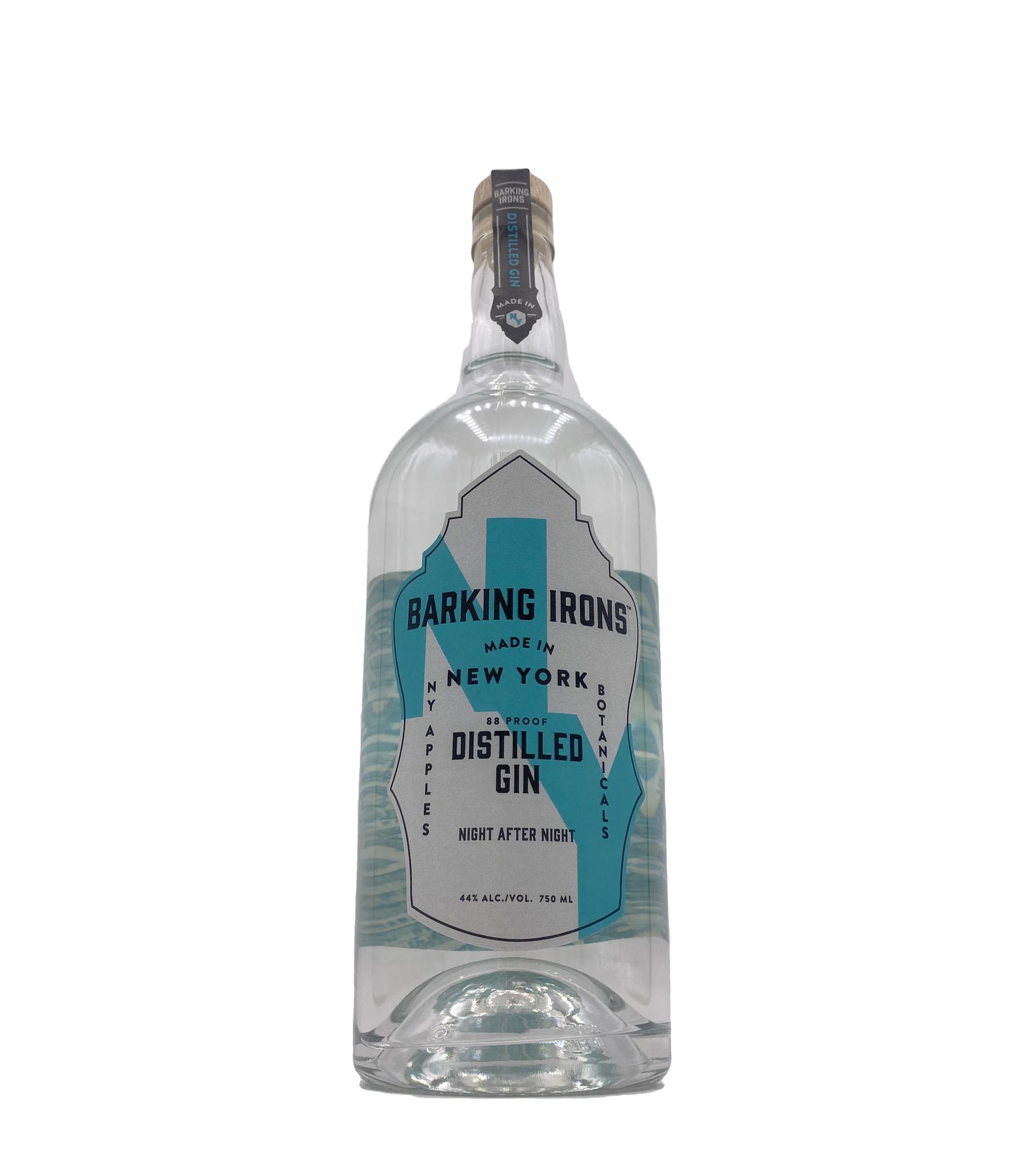 New York Gin 750ml Barking Irons
