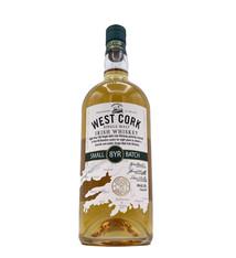 8-year-old single malt Irish Whiskey, West Cork