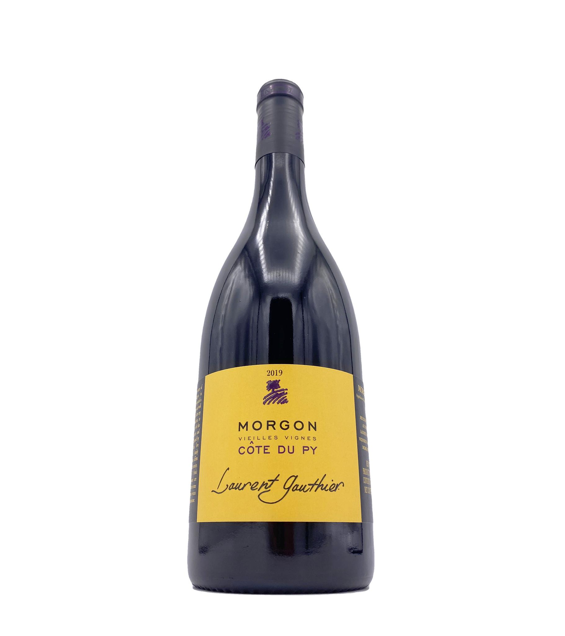 Morgon Côte du Py Vielles Vignes 2019 Laurent Gauthier