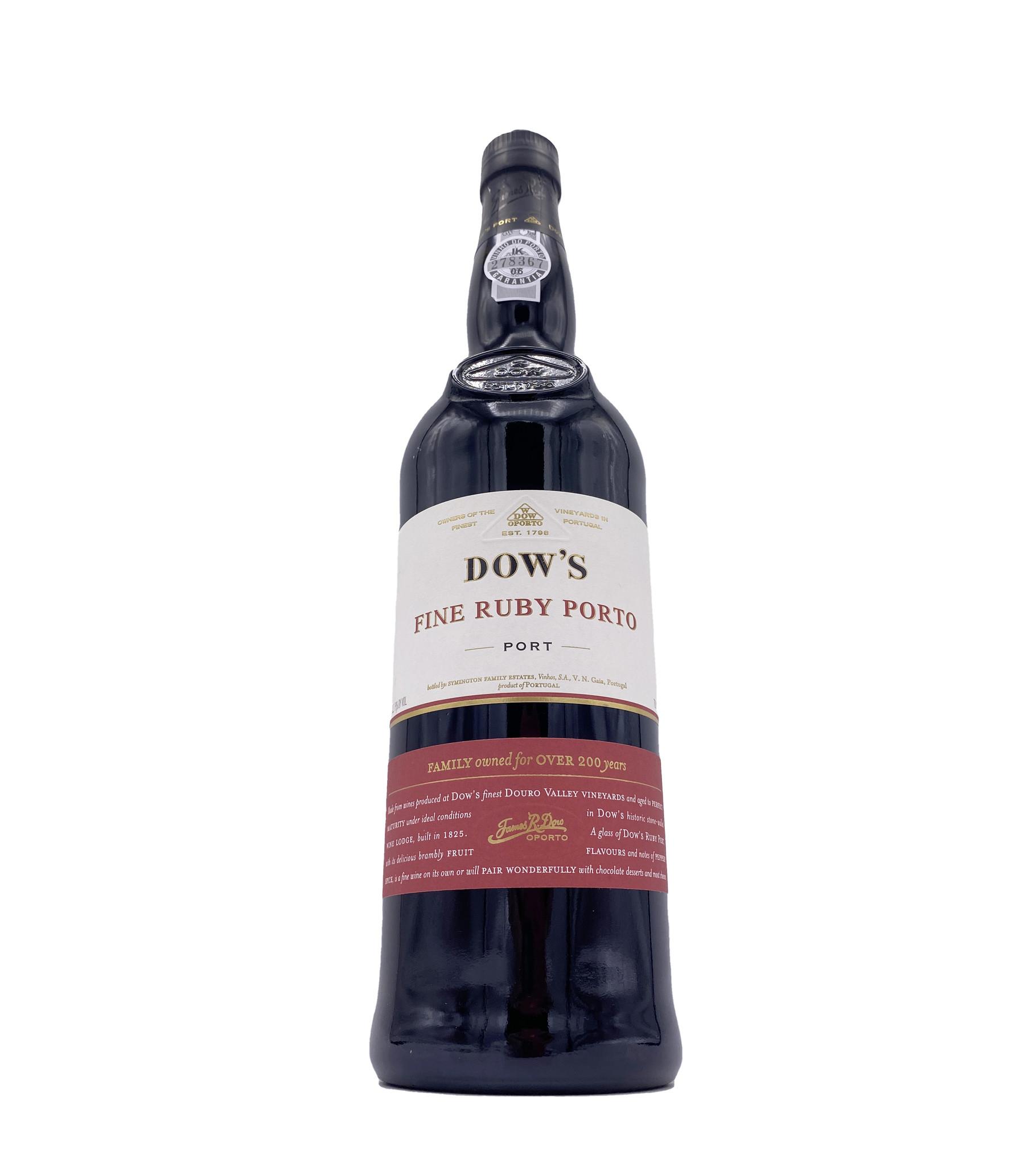 Fine Ruby Porto NV Dow's