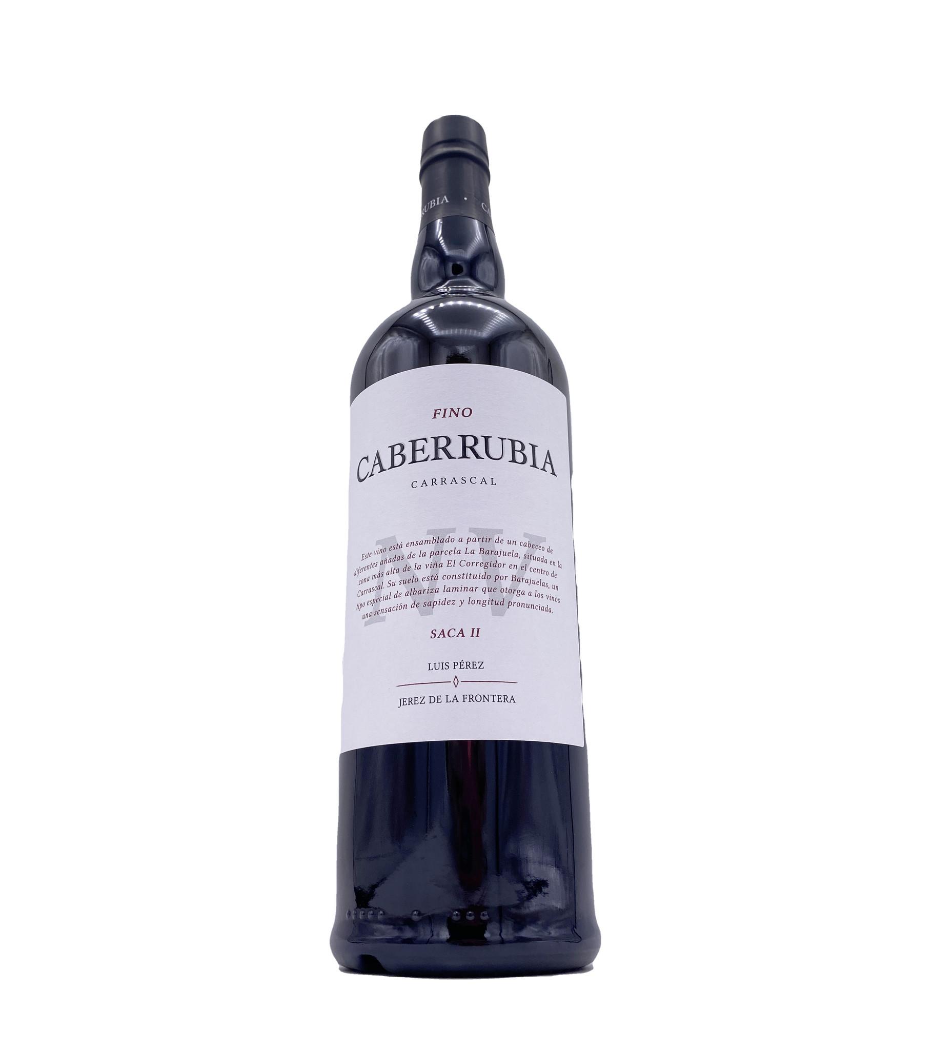 Sherry Fino Caberrubia NV Luis Pèrez