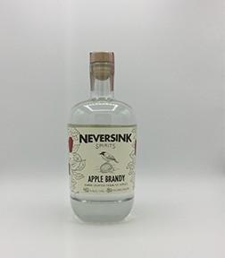 Apple Brandy 750ml Neversink