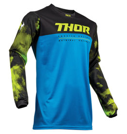 THOR JERSEY THOR S9  PULS AIR BL/BK