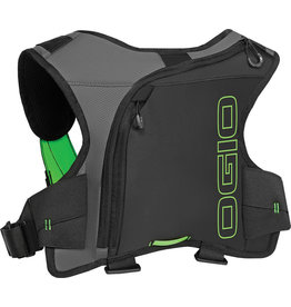OGIO Erzberg 1l Pack Black/Hi-Vis Green