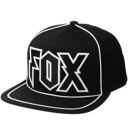 FOX FACTION SNAPBACK HAT Black