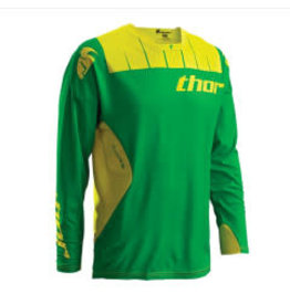 THOR JERSEY THOR CORE CONTRO KELLY GN/YL