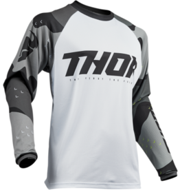 THOR Jersey THOR S9 Sect Camo Gray
