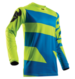 THOR Jersey Thor  S8 Puls Lev Bl/Lm Sm