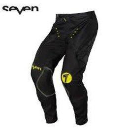 SEVEN Pant Seven Zero  Omni Bk/Yw  30
