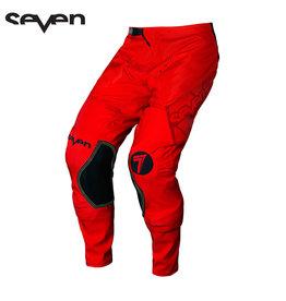 SEVEN Pant Seven  Zero  OMNI RED/BK