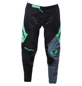 SEVEN Pant Seven Zero Omni Bk / Green 34