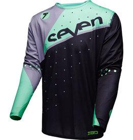 SEVEN Jersey Seven Zero  Omni Bk / Green