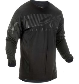 FLY RACING Jersey Fly Racing Kinetic Shield  Black