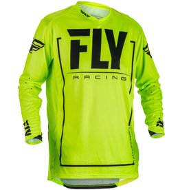 FLY RACING Jersey Fly Lite Hydrogen Hi-Vis/Black Xl